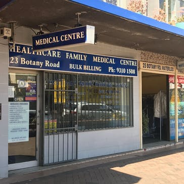 Healthcare Family Medical Centre