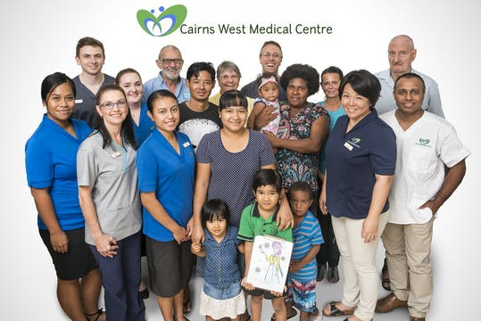 Cairns West Medical Centre and our patients