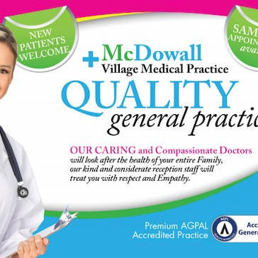 McDowall Village Medical Practice