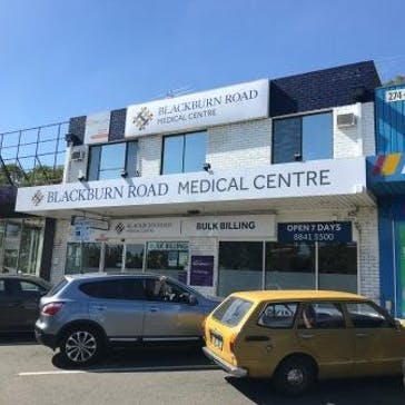 Blackburn Road Medical Centre