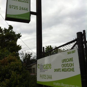LifeCare Croydon Sports Medicine