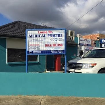 Lorne St Medical Practice