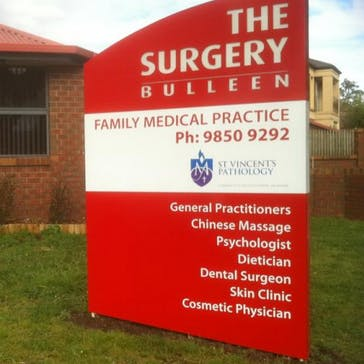 The Surgery Bulleen Pty Ltd