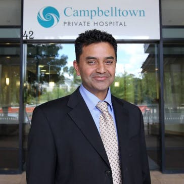 Dr Sameer Viswanathan Orthopaedic Surgeon