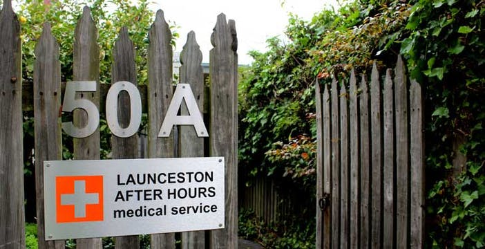Launceston After Hours Medical Service Book An