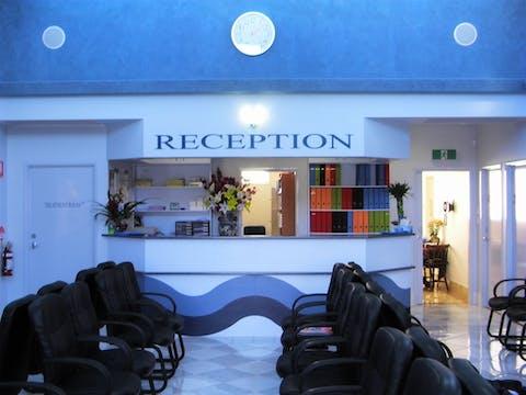 BWFP Reception area & waiting room