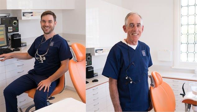 Dr Matthew Clarke & Dr David Clarke