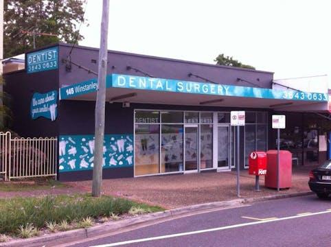 Outside view of Carina Dental Practice - Dr Stiina Leinonen