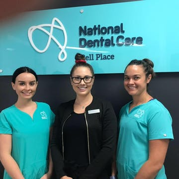 Some of the lovely support staff at NDC