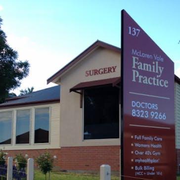 McLaren Vale Family Practice