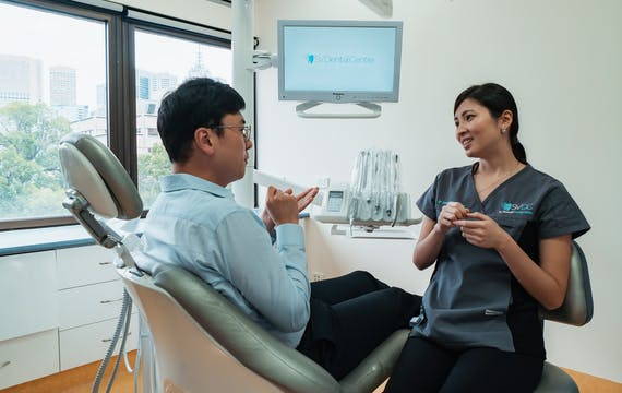 Caring and attentive dentists