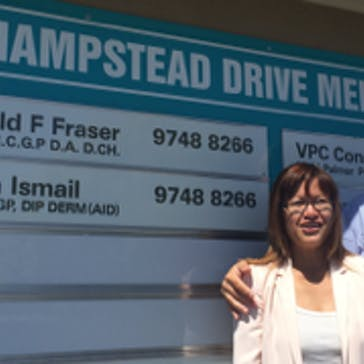 Hampstead Drive Medical Centre