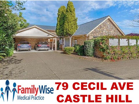 Familywise Medical Relocated to 79 Cecil Ave