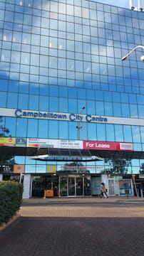 Campbelltown City Centre