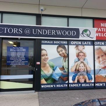 Doctors @ Underwood