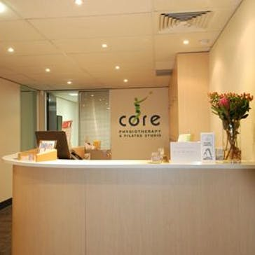 Core Physiotherapy & Pilates Studio Adelaide CBD