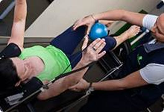 Dynamic Core Stability exercise