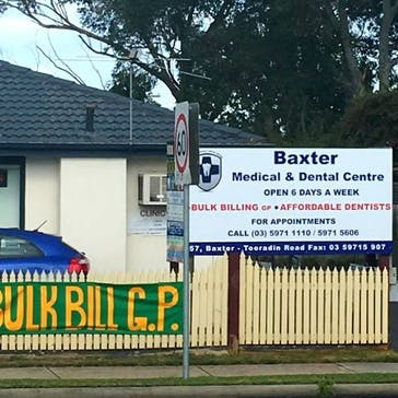Baxter Medical and Dental Centre (Medical)