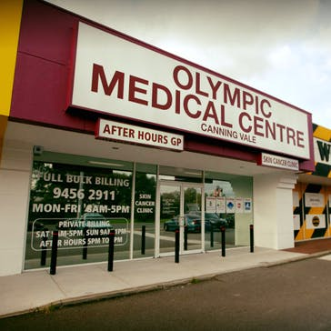 Olympic Medical Centre & Skin Clinic