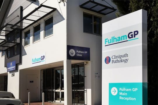 Fulham GP - Book an Appointment Online