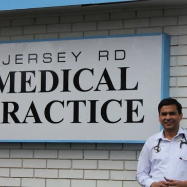 Jersey Road Medical Practice