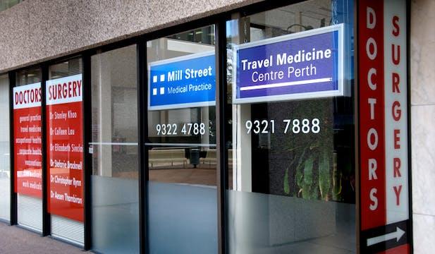 Mill Street Medical Practice Amp Travel Medicine Centre
