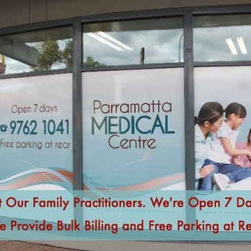 Parramatta Medical Centre