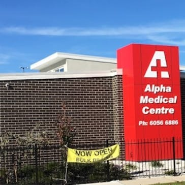 Alpha Medical Centre Wodonga
