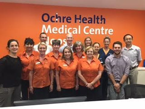 Ochre Health Medical Centre Noosa - Book an Appointment Online
