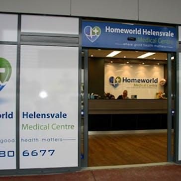 Homeworld Helensvale Medical Centre