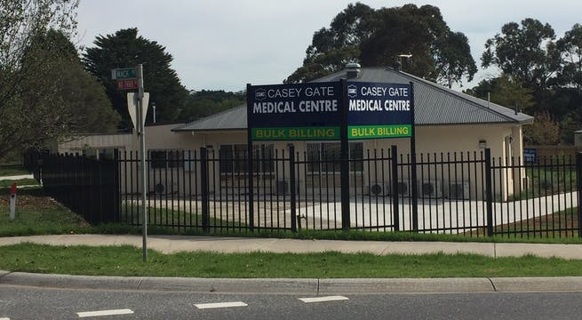 Casey Gate Medical Centre - Book an Appointment Online
