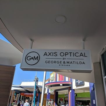 Axis Optical by G&M Eyecare - Harbour Town QLD