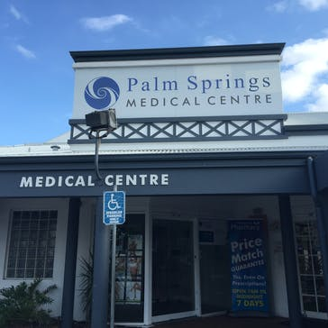 Palm Springs Medical Centre