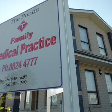 The Ponds Family Medical Practice