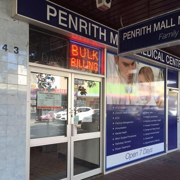 Penrith Mall Medical Centre
