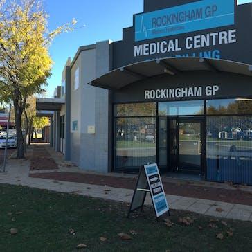Rockingham GP