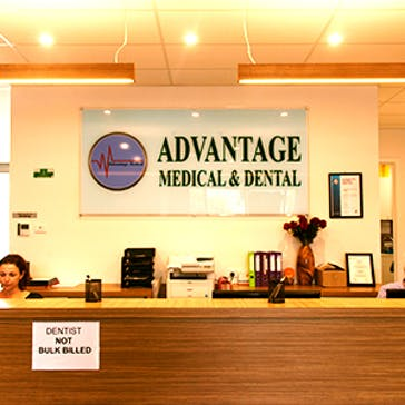 Advantage Medical & Dental Hastings