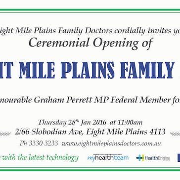 Eight Mile Plains Family Doctors