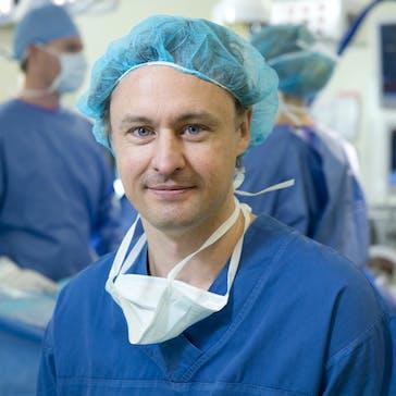 Dr Jonathan Cabot Orthopaedic Surgeon North Adelaide