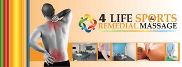 4 Life Sports & Remedial Massage