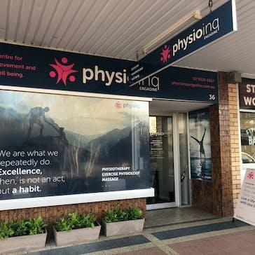 Physio Inq Engadine (Engadine Physiotherapy)
