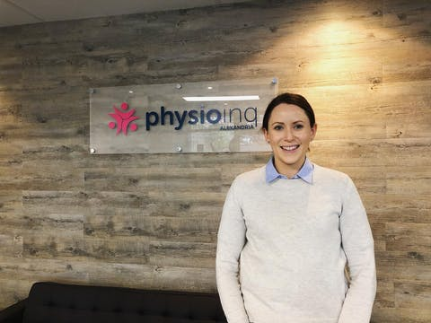 Gill Bechard - clinic manager and senior physiotherapist