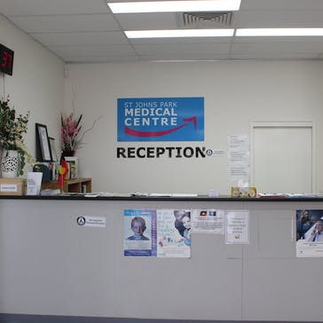 St Johns Park Medical Centre
