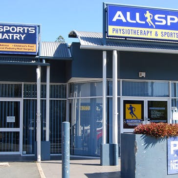 Allsports Physiotherapy The Gap