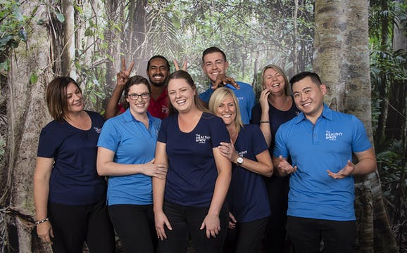 Our Penrith team - they love what they do, and they want to help you!