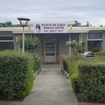 Balwyn Road Family Medical Centre