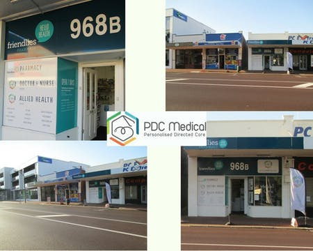 PDC Medical - Enter through Friendlies East Victoria Park