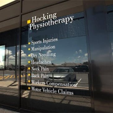 Move Forward Hocking Physiotherapy