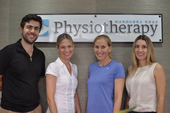 The Physio Team