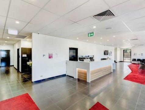 Supernova Medical Centre Reception
